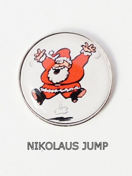 Golfball-Marker NIKOLAUS JUMP