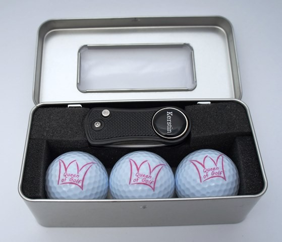 "Geschenk-Box ""QUEEN OF GOLF 2"""
