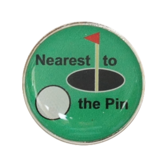 Golfball-Marker NEAREST TO THE PIN