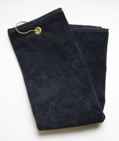 Velours-Golf-Handtuch im 5-er Pack