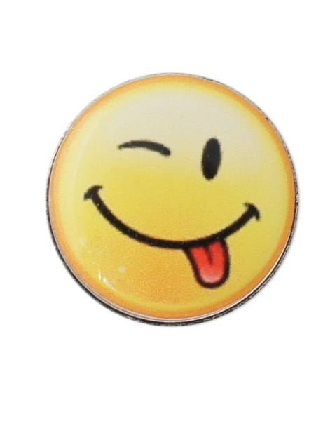 Golfball-Marker SMILE