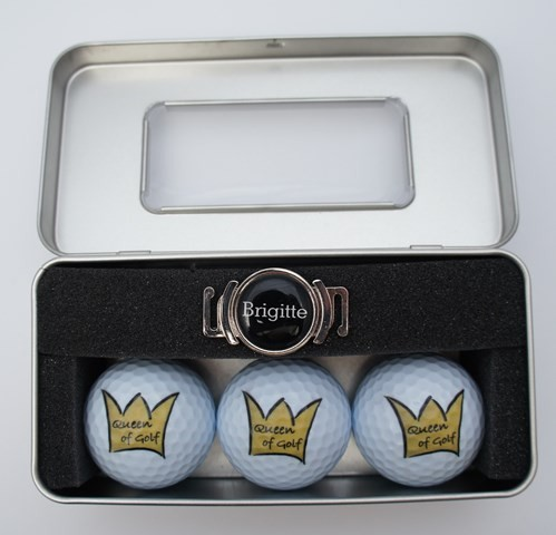 "Geschenk-Box ""QUEEN OF GOLF 3"""