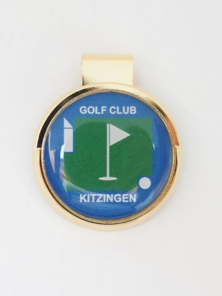 Cap Clip Golf Club Kitzingen
