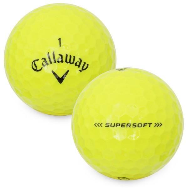 Callayway Supersoft Golfbälle 3er-Pack